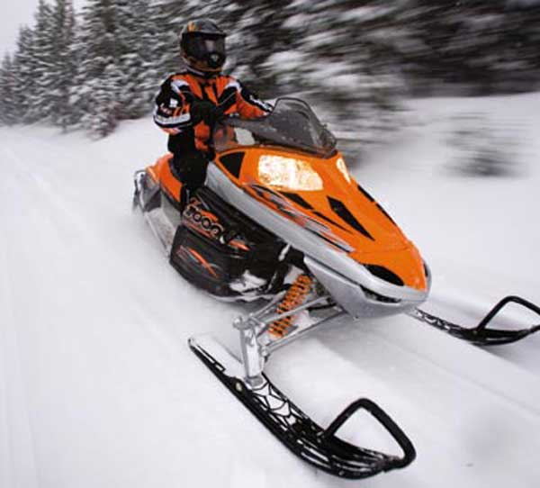 Arctic Cat F
