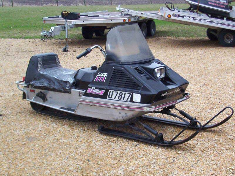 Arctic Cat Puma  For Sale
