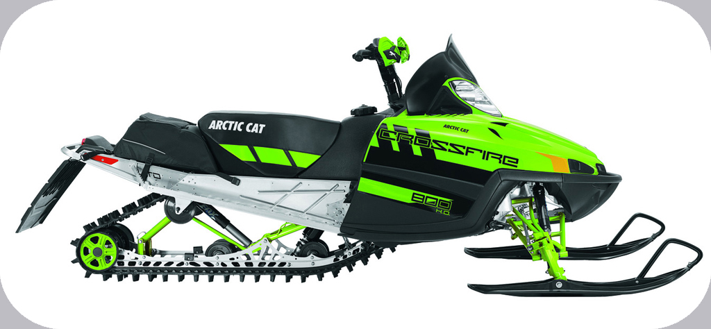 Arctic Cat Crossfire  Ltd