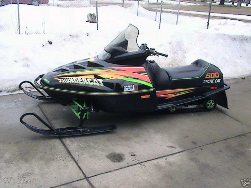 1996 Arctic Cat Wildcat http://bosscatlegacy.com/acproto/production2/1996.htm